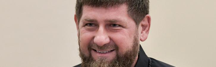 """Путін """"благословив"""" Кадирова на новий термін на посаді глави Чечні"""