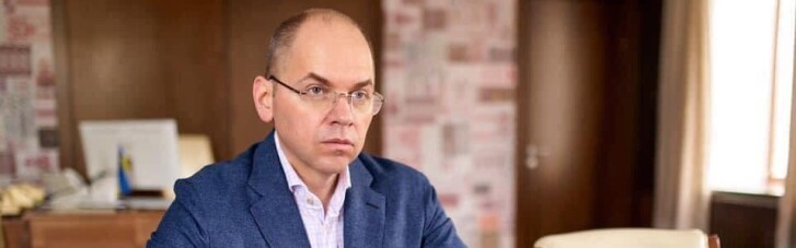 Степанов обманює українців щодо темпів вакцинації, - Гончаренко