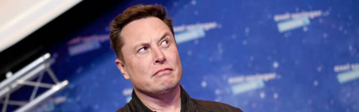 Маск всего за один день увеличил свое состояние на 25 млрд долларов