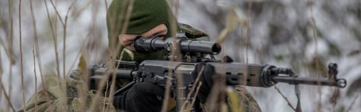 Дамоклів меч перемир'я. Що Україні робити зі снайперським вогнем ворога на Донбасі