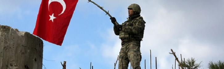 Туреччина готується почати війну з Росією в Сирії. Головне