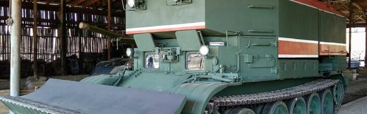 Пожарный танк — предел мечтаний? Когда наша бронетехника сможет прожить без советского старья