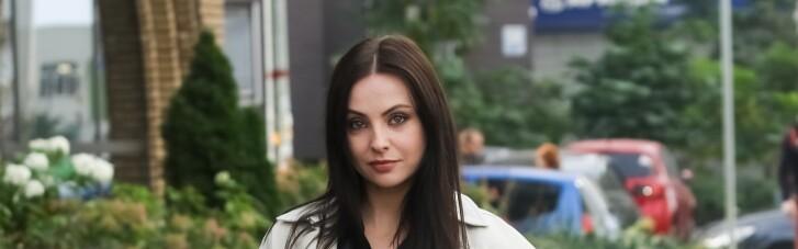 """Актриса сериала """"Незакрытая мишень"""" Валерия Ходос рассказала, что больше всего ценит в людях"""