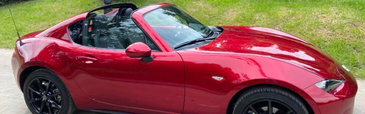 Ветер в голове. Чем будет удивлять Mazda MX-5 RF, кроме складной крыши