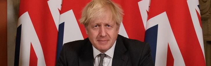Джонсон оголосив про припинення локдауну в Британії