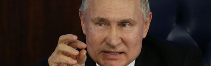 Путин против Путина. Новой политтехнологией в России становится государственная шизофрения