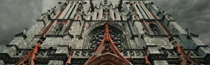 У Мінкульті сказали, коли почнуться роботи в згорілому Костелі Святого Миколая