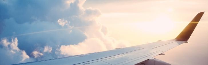 Український літак прибув до Києва з Афганістану