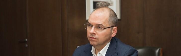 Степанов за ніч змінив свою думку про карантинні обмеження на травневі свята