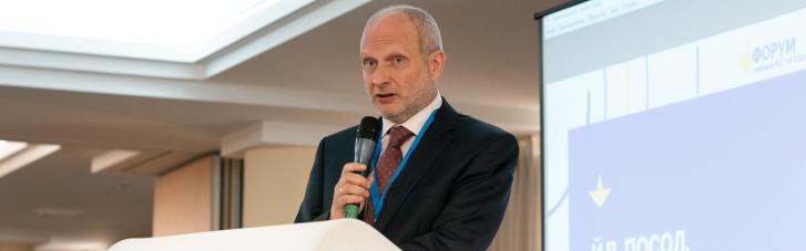 Від України інвесторів відлякує не корупція, — посол ЄС