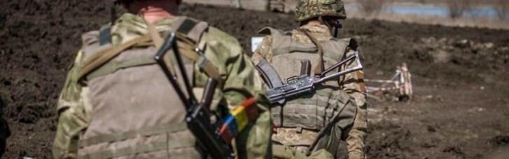 День в ООС: бойовики продовжують обстрілювати позиції ЗСУ, загинув український захисник