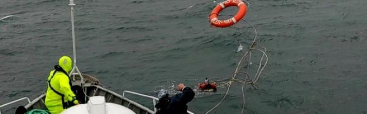 """Во время учений """"Sea Breeze"""" спасли десантника, которого унесло в море"""