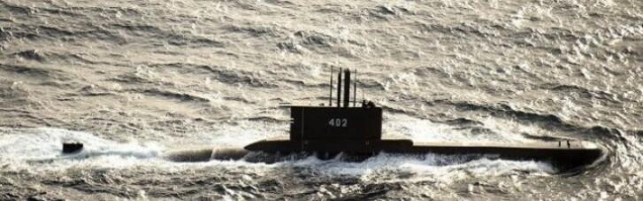 Президент Індонезії визнав загибель зниклої субмарини