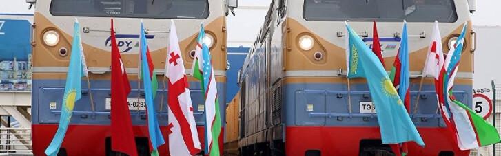 Залізо Шовкового шляху. Як Китай відбирає у Росії, Центральну Азію