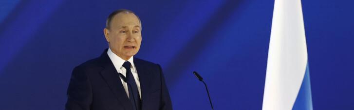 Послание Путина. Российские социологи победили российских военных