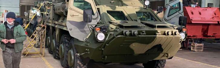 Корпуса ручной работы. Почему новые БТР-4 остаются редкими гостями в нашей армии