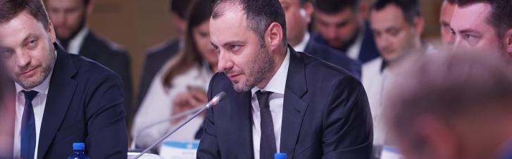 Кубраков представил план привлечения средств на масштабное обновление украинских портов
