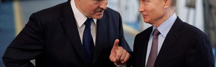 Лукашенко хоче купити в Путіна озброєння на 1 млрд доларів