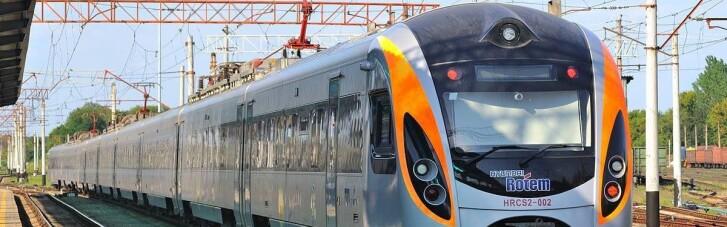 Движение поездов в месте аварии поезда Киев-Запорожье возобновили