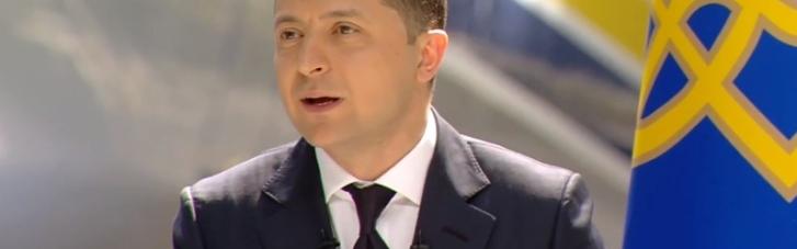 Зеленський не одягнув вишиванку на свою пресконференцію