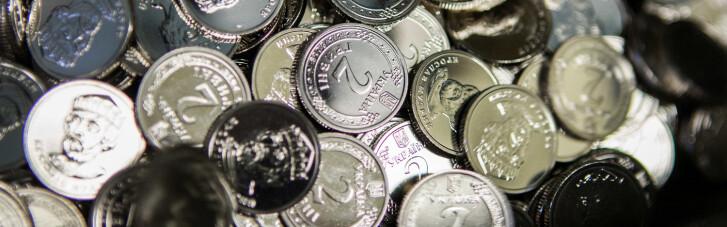 На вес золота. Сколько весят 10 тысяч гривень (ИНФОГРАФИКА)