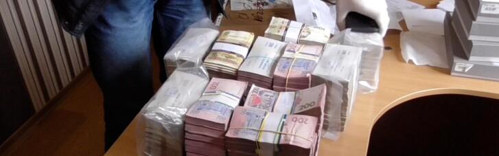 Поліція викрила фінансову піраміду — 55 тысяч вкладників кинули на 150 мільйонів