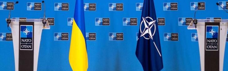 В США назвали ключевой шаг на пути Украины в НАТО