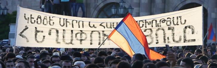 Антиросійський метод. Чим протести в Вірменії загрожують Кремлю
