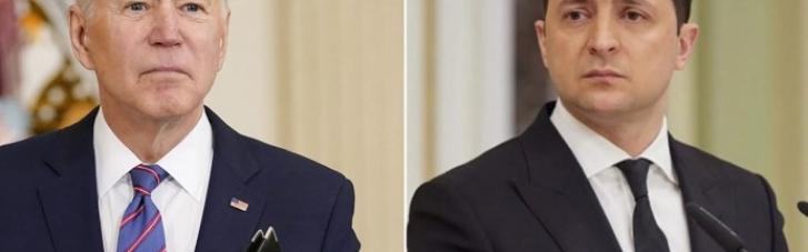 У Байдена подтвердили, что визит Зеленского отменять не собираются