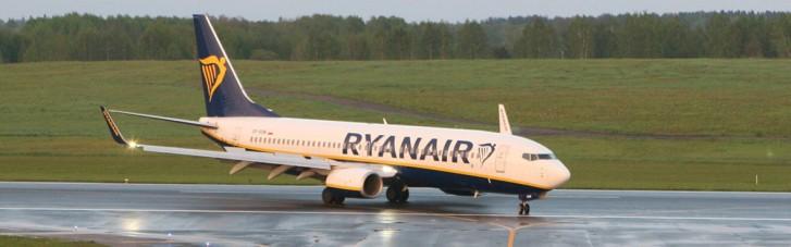 """В Швейцарии подтвердили """"минирование"""" самолета Ryanair """"задним числом"""""""