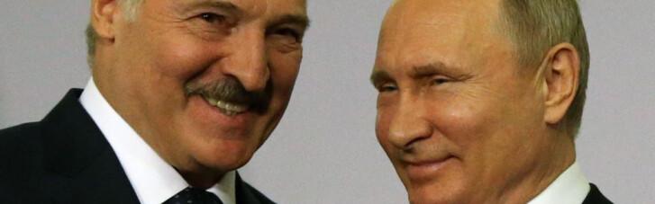 Легенда про армрестлере. Чому українці люблять Лукашенко, а білоруси - Путіна