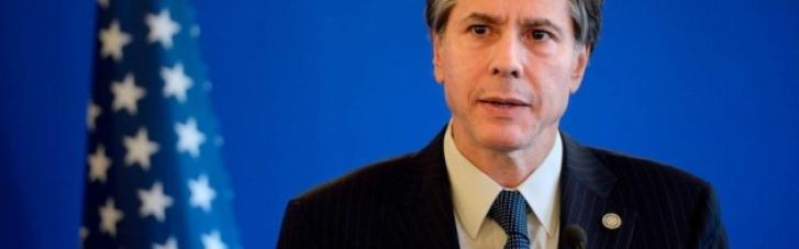 """Блинкен заявил, что """"Северный поток-2"""" является угрозой для безопасности Украины"""