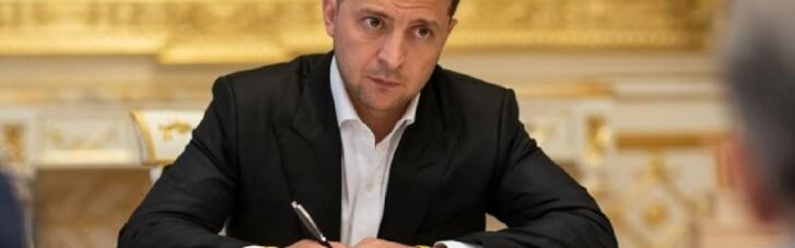 Зеленский уволил представителя Украины в ЕС и нескольких послов