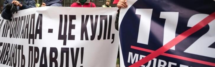 """Соціологи з'ясували рівень підтримки блокування """"телеканалів Медведчука"""""""