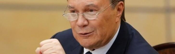 Янукович дав інтерв'ю виключно для Ляшка, Тимошенко і Садового