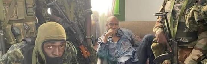 В Гвинее военные-мятежники арестовали президента, — СМИ