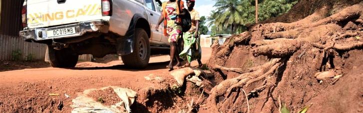Російські найманці загинули в Центральноафриканській Республіці