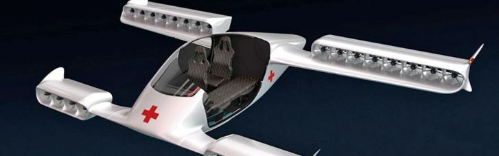 Позитив тижня. Україна допомагає Швейцарії зробити e-VTOL літак