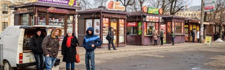 """Новый порядок установки МАФов через Prozorro способствовать прикрытию """"Шанхая"""" в Киеве, - Голобуцкий"""