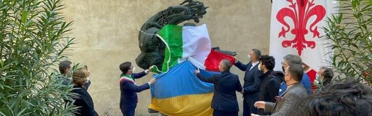 У  Флоренціі відкрили пам'ятник молодому Тарасу Шевченку