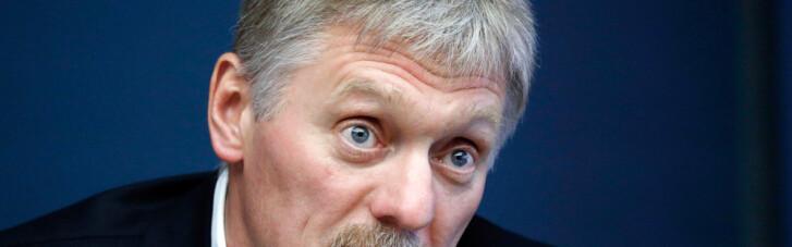 Пєсков сказав, що в ситуації з Донбасом вибішує Кремль найбільше