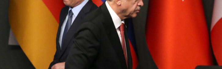 Нарушимое партнерство. О чем (не) договорились Путин и Эрдоган