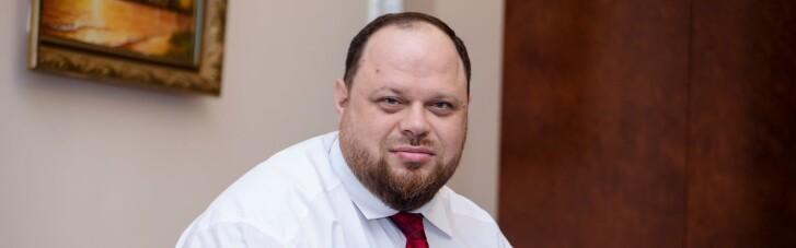 """Депутаты-""""слуги"""" обязаны поддерживать все вопросы по программе партии, — Стефанчук"""