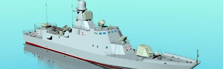 У Британії проєктують нові ракетні катери спеціально для боротьби України проти російського флоту