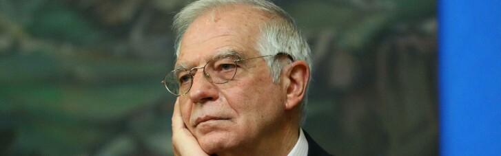Я посмотрел ему в глаза: Боррель сообщил подробности закрытой встречи с Лавровым