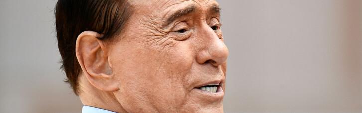Экс-премьер Италии Берлускони снова попал в больницу: перед судом