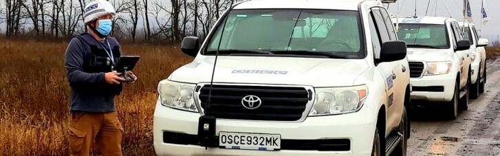 В ОБСЕ сказали, как часто Украина и боевики блокируют патрули СММ