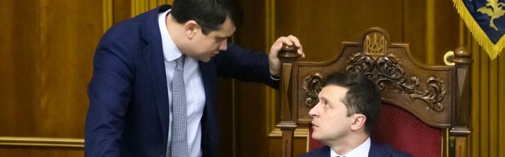 """Операція """"Наступник"""" по-українськи. Чи стане Разумков заміною Зеленському"""