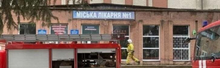 В Черновицкой ОГА поделились новыми деталями смертельного пожара в больнице