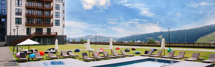 С 29 мая отель Radisson Blu Resort в Буковели возобновляет работу
